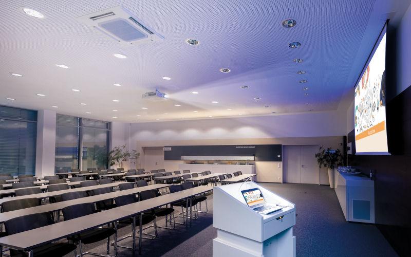 media technokogy seminar rooms