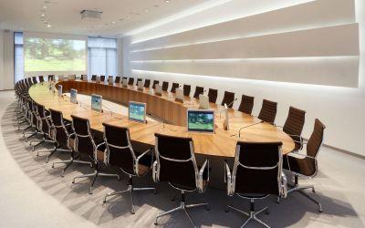 meeting room media technology